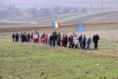 Imagini de la inaugurarea Parcului Unirii din Miroslavesti