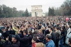 Cronică în imagini a Mișcării de Eliberare Națională din Basarabia, a.a. 1989-2009