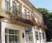 Clădirea ce se află pe locul casei în care s-a născut Mihai Eminescu la 15 ianuarie 1850, la Botoșani