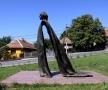 Cel mai recent monument al lui Eminescu din Blaj