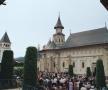 La Sfânta mănăstire Putna