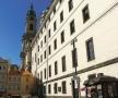 Locul din Praga unde s-a aflat clădirea în care a fost găzduit la 1601 Domnitorul Mihai Viteazu