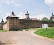 Manastirea Probota, unde D. Barila a devenit monahul Dosoftei
