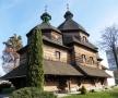 Biserica de lemn din Jovkva, sec.XVIII