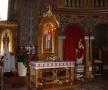 Mormantul Sf. Partenie din Biserica Nasterea